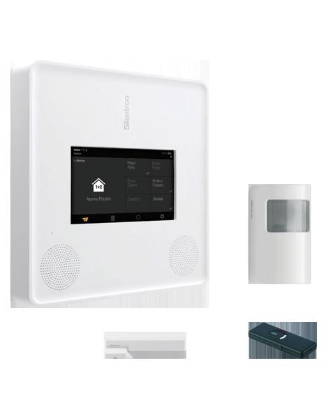 alarme radio stunning kit alarme radio sans fil powermax. Black Bedroom Furniture Sets. Home Design Ideas